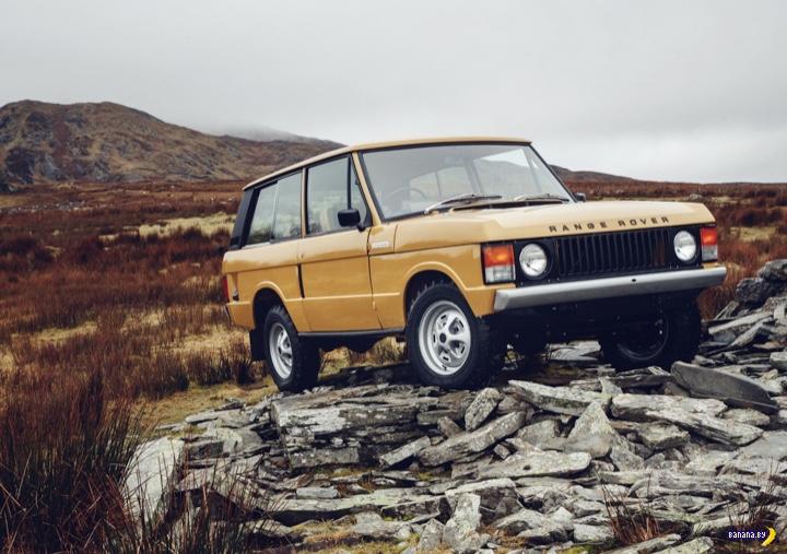 Идеальный бизнес на старых Range Rover