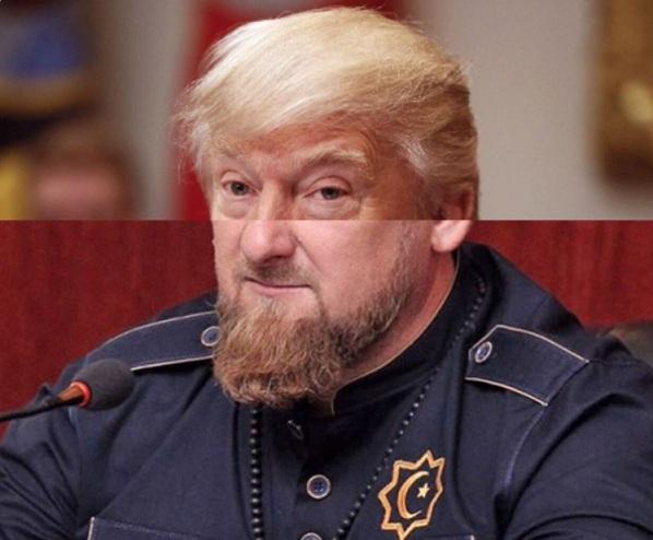 Сначала был Трамподыров