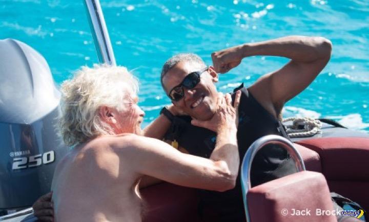 Как там Обама?