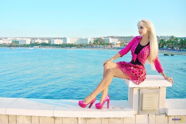 Татьяна Тузова - русская Барби