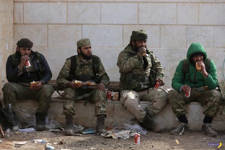 Сирия на прошлой неделе