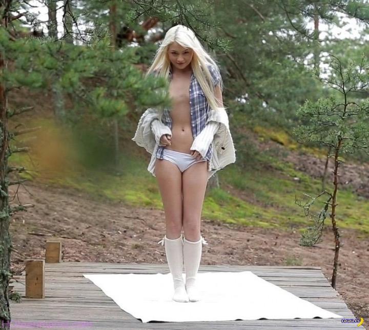 Белорусская порнозвезда №2