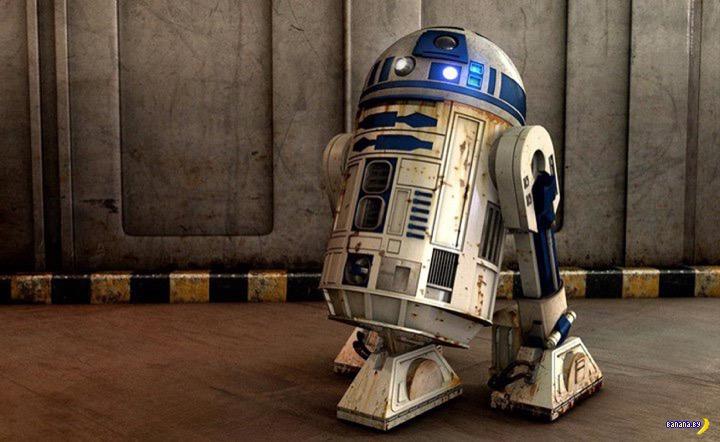 Роль R2-D2 и актёры