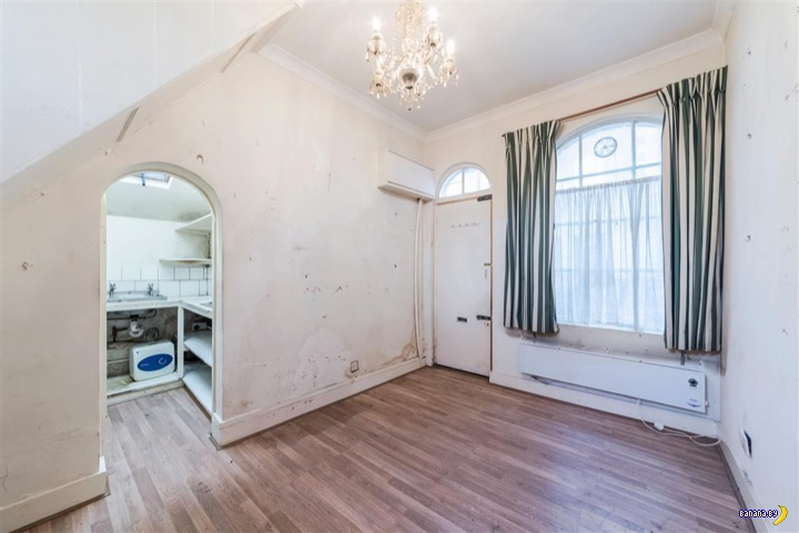 А кому свой дом в Лондоне?