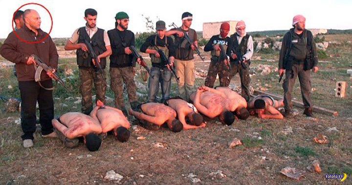 """В Швеции посадили сирийского """"ребела"""""""