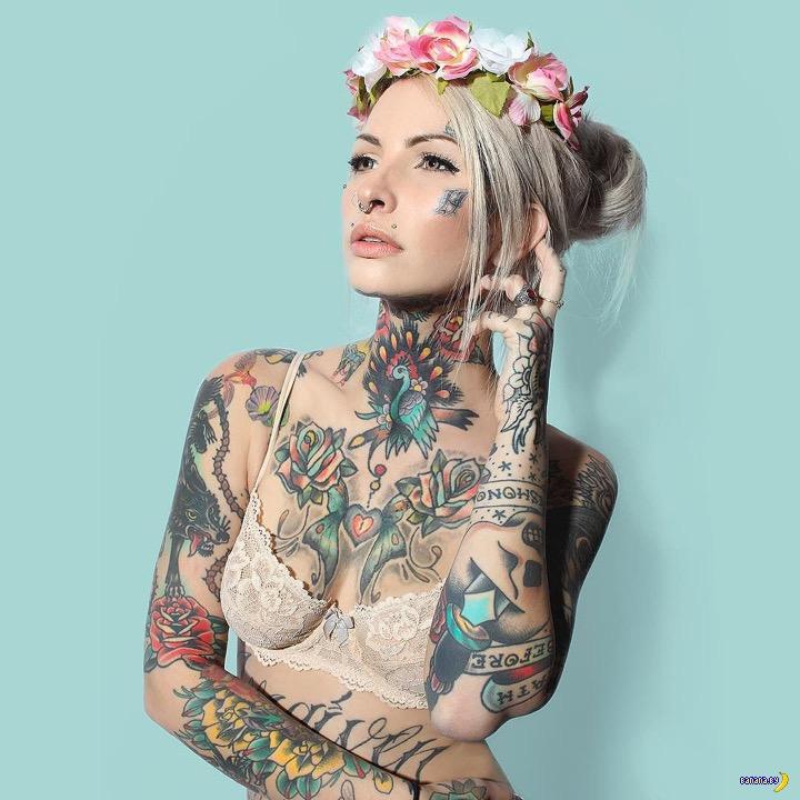 Расписные девушки - 61 - Curaline