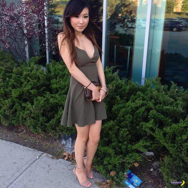 Красивые азиатки - 16