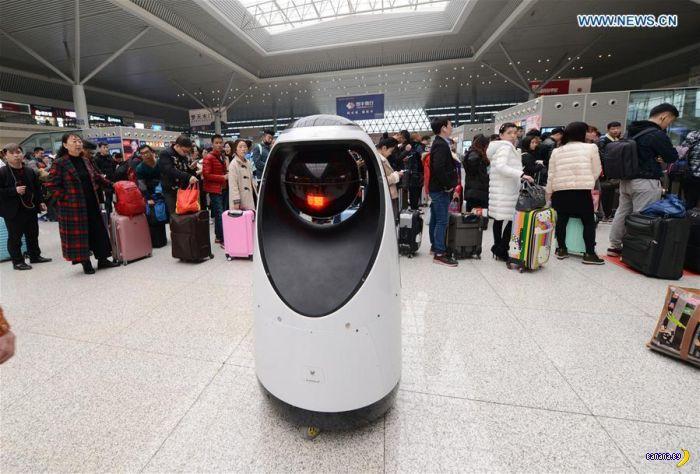 Китайский Робокоп
