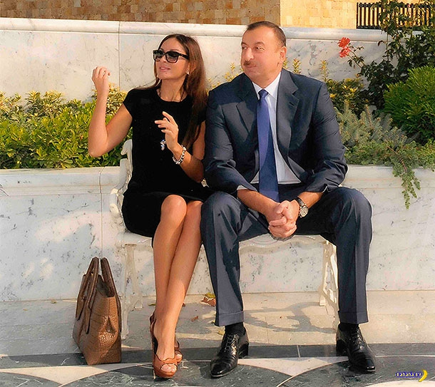 Муж и жена –вся власть в стране