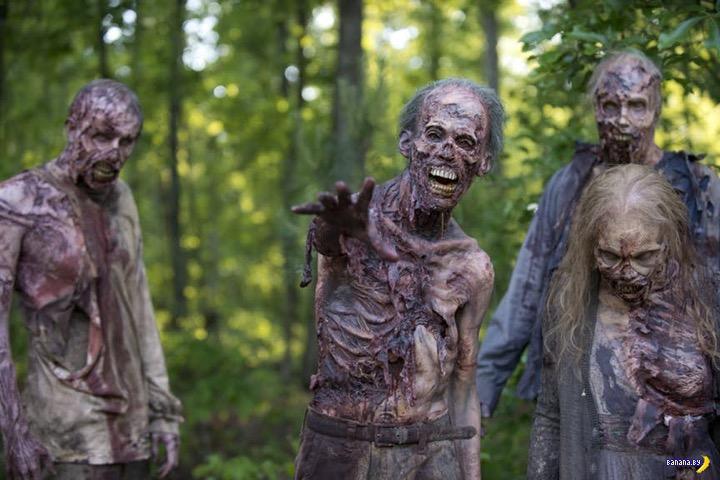 Ходячие мертвецы –ляпы и вопросы к сериалу