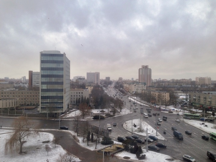 Погода: то снег, то дождь