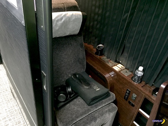 Спящий автобус