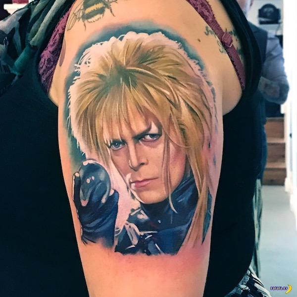 Татуировки на зависть - 82 - David Corden