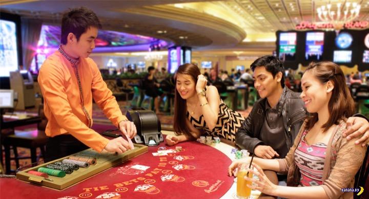 Рейды против нелегальных интернет-казино на Филиппинах