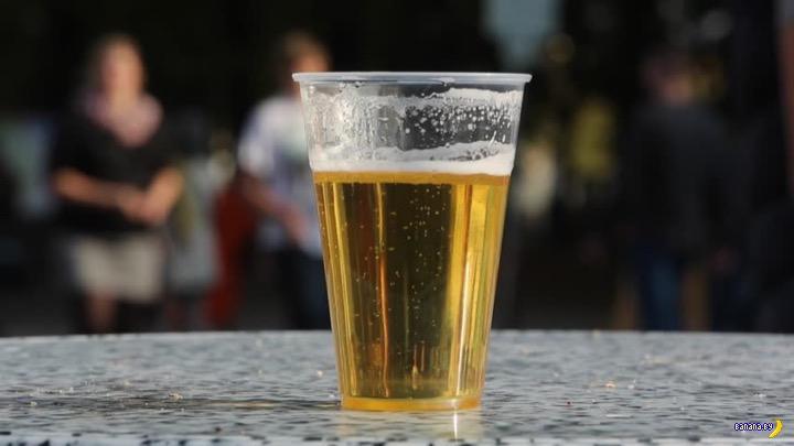 В бостонских пабах хотят запретить стеклянную тару
