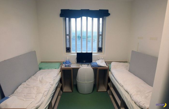 Санаторий? Бюджетный отель? Тюрьма!