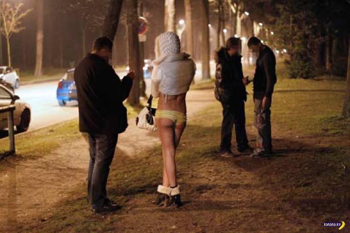 Проститутки Латвии резко постареют