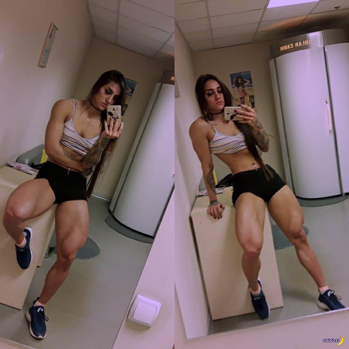 Спортивные девушки - 104