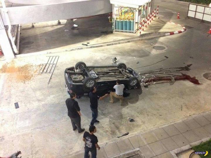 Многоуровневные парковки ошибок не прощают