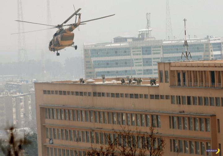 Бойня в Кабуле