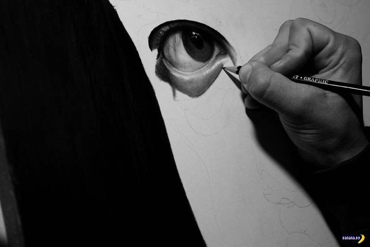 Рисует Диего Фацио