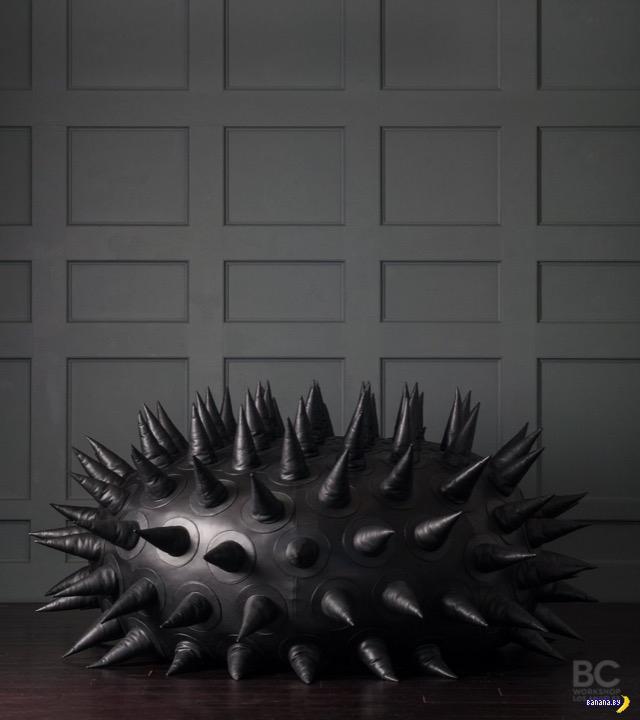 Кресло-мешок из ада