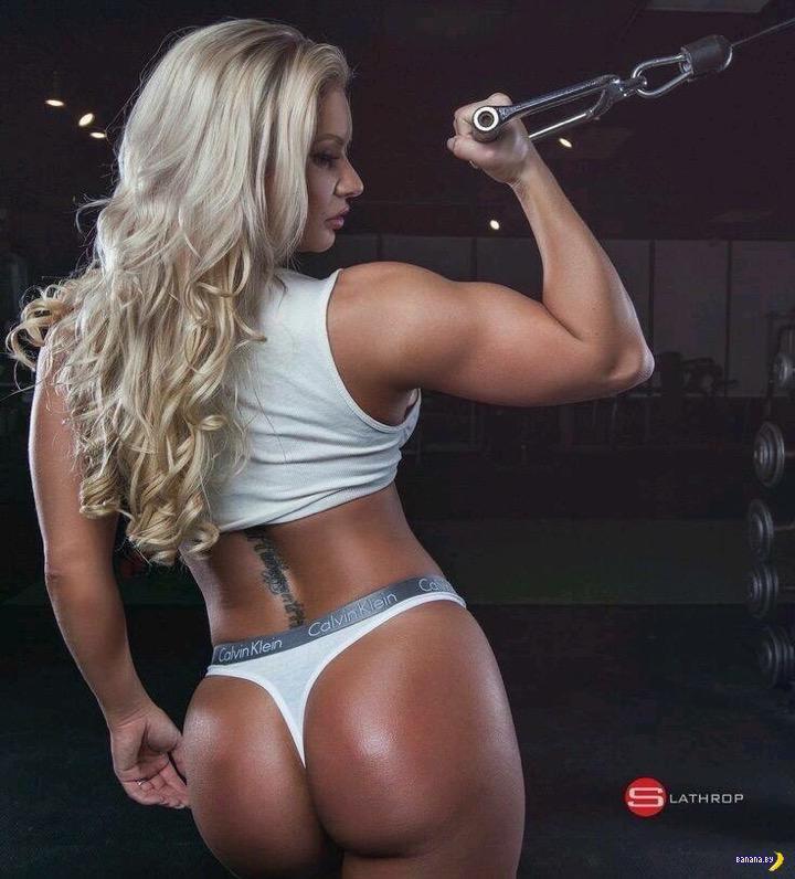 Спортивные девушки - 105