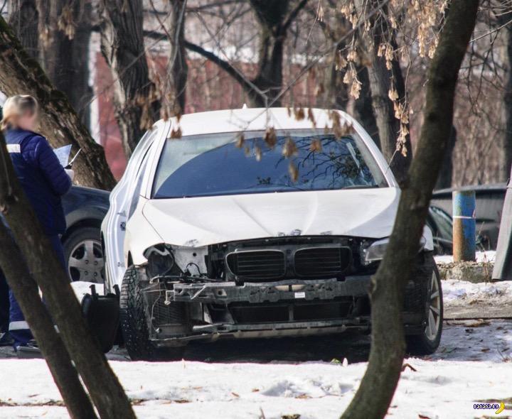 Чемпионат Москвы по разборке BMW