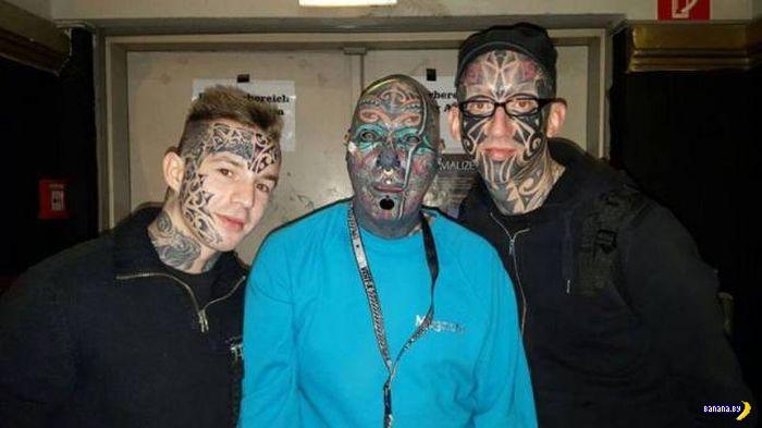 Алё, мы ищем мутантов!