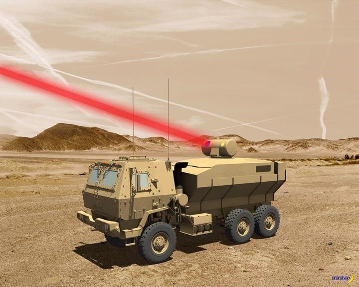 Новости лазерного оружия