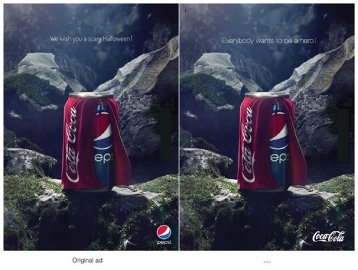В чем разница между Pepsi и Coca-Cola?