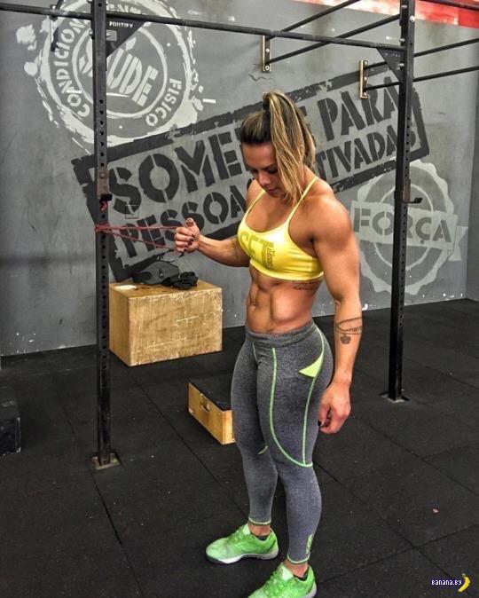 Спортивные девушки - 106