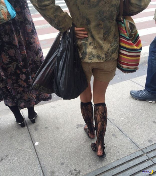 А тем временем в России - 96 - Модная мода