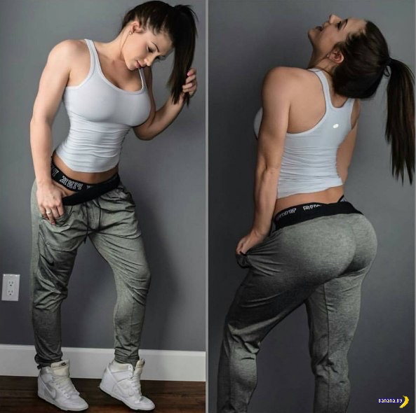 Спортивные девушки - 107