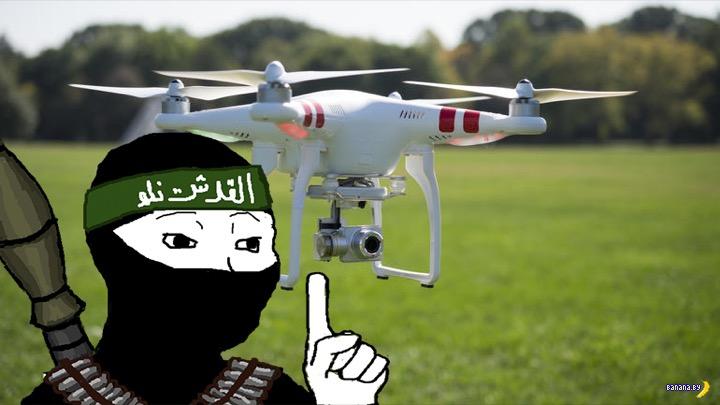 Захвачен бомбардировщик ИГИЛ