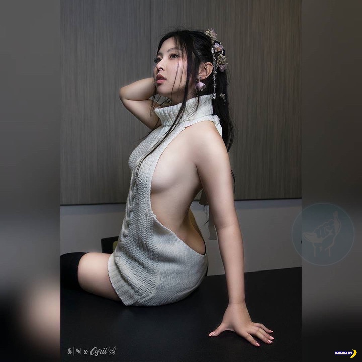 10 моделей убивают девственников свитерами