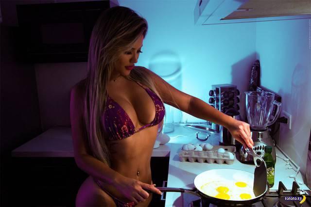 Кухонное рабство