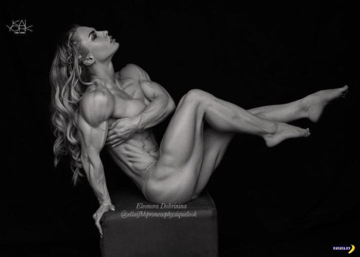 Элеонора Добрынина и её тело