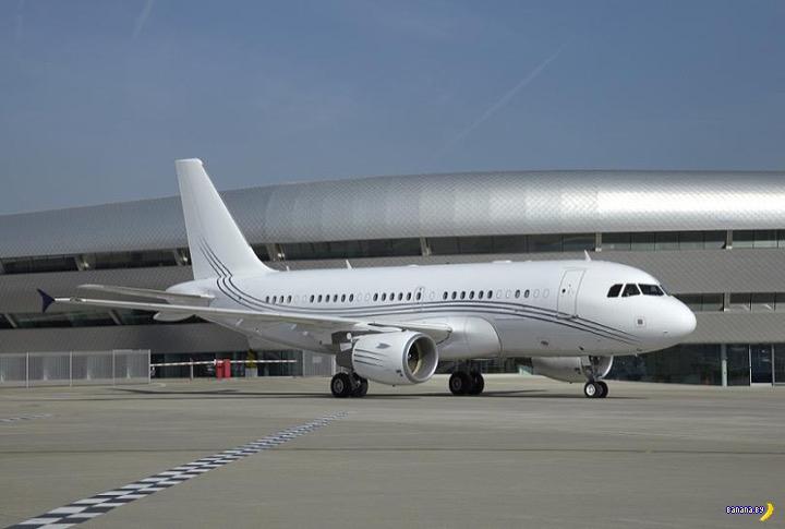 У Кадырова появился отличный самолёт!