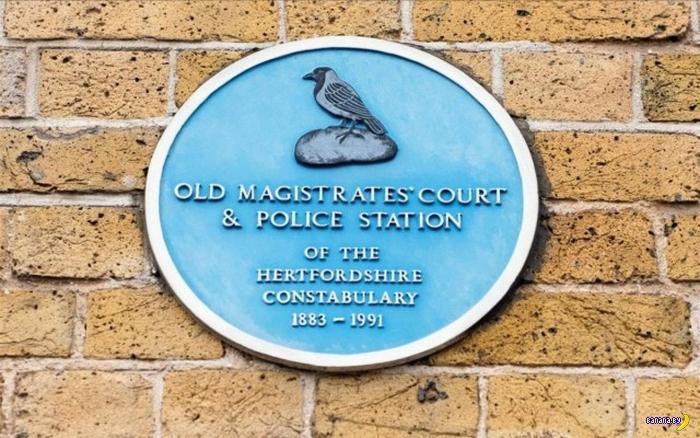 Полицейский участок стал шикарным домом