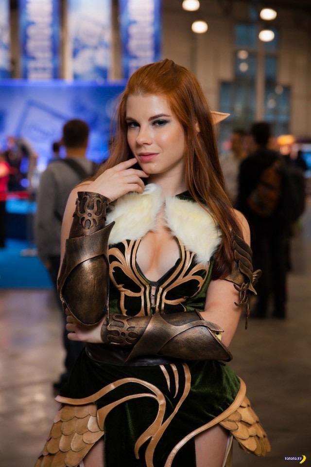 Анастасия Зеленова - звезда российского косплея