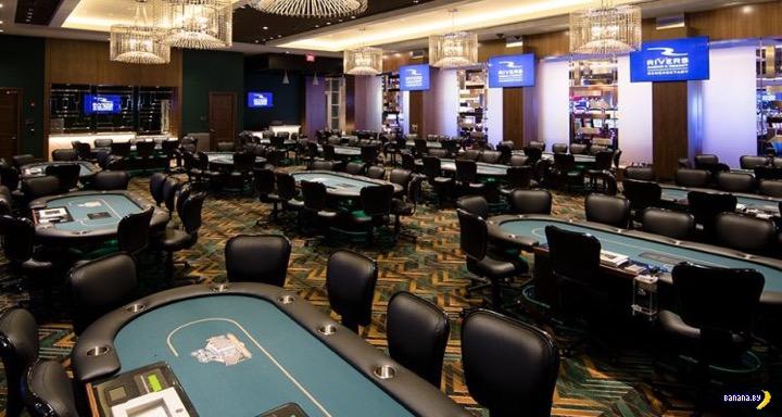 Регулярные турниры по покеру будут проводиться в Rivers Casino