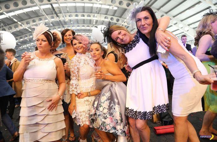 Залитые леди