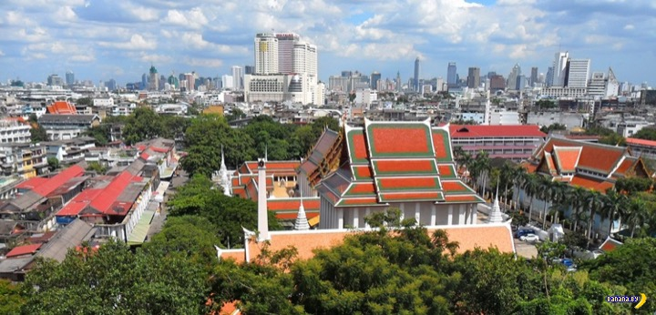 Неожиданный улов полиции в казино Бангкока