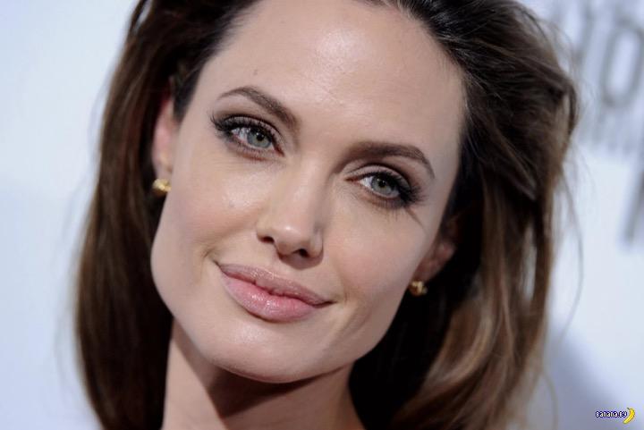 Разведёнка Джоли нашла мужика