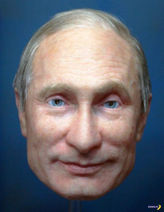 Встретились как-то Путин, Трамп и Ын...