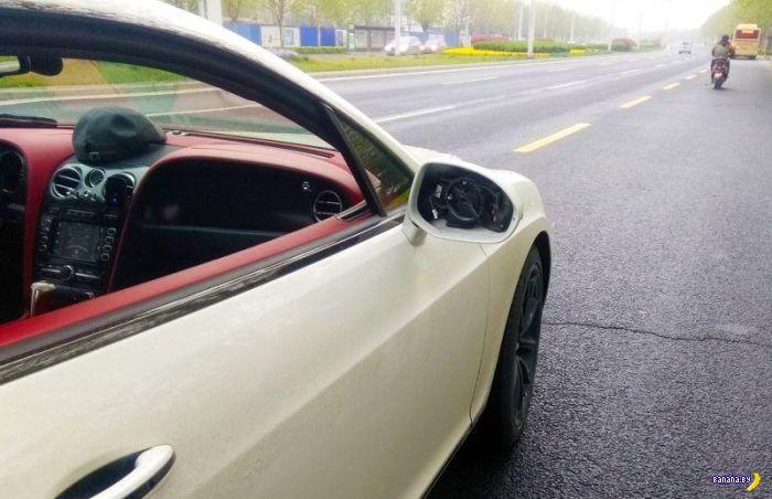 Малой попал в Bentley!