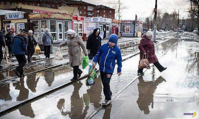 А тем временем в России - 100