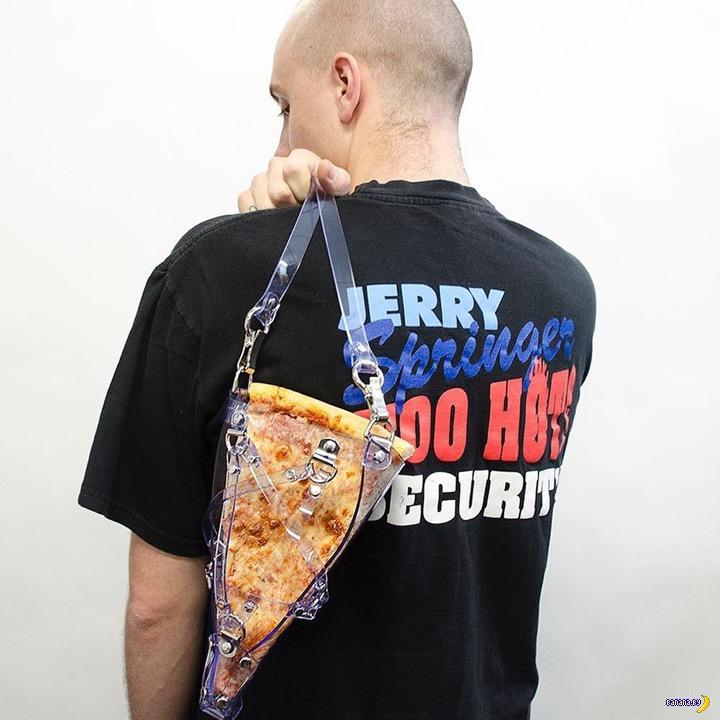 Пицца в дорогу и немного BDSM