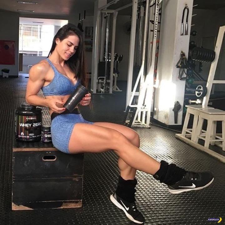 Спортивные девушки - 110
